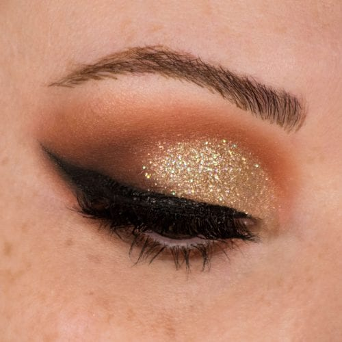Glam It Up With Glitter: DIY Makeup Guide - Glitter Sparkle Step 3