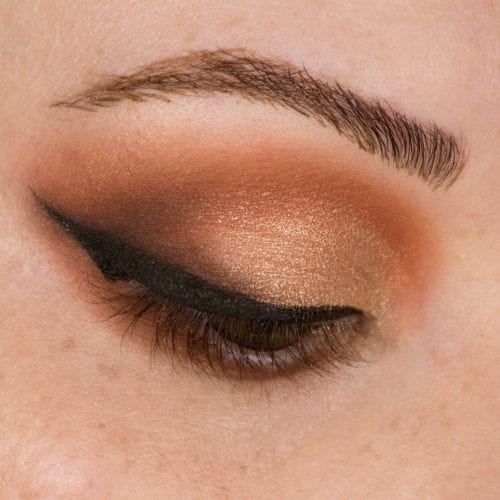 Glam It Up With Glitter: DIY Makeup Guide - Glitter Sparkle Step 1