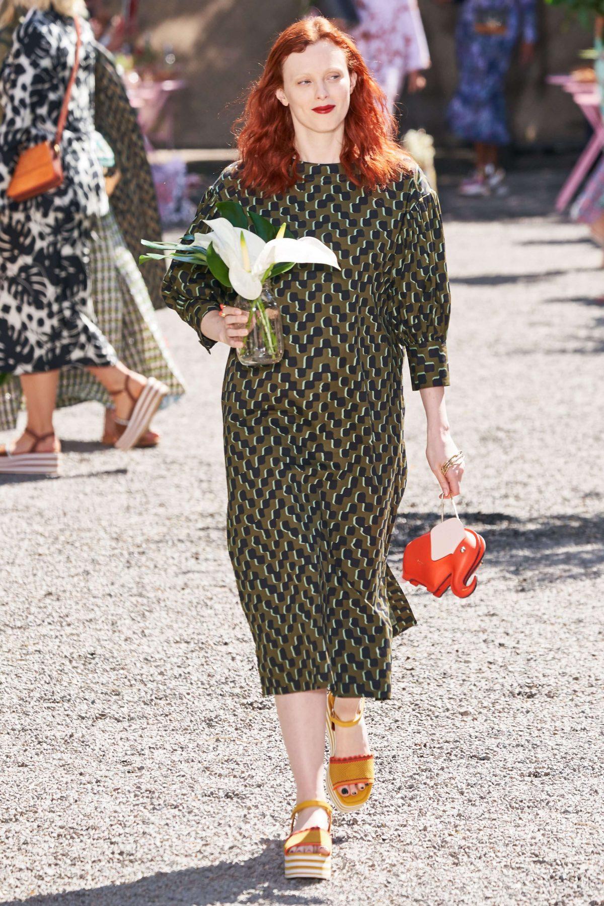 Kate Spade olive green sleeve dress.