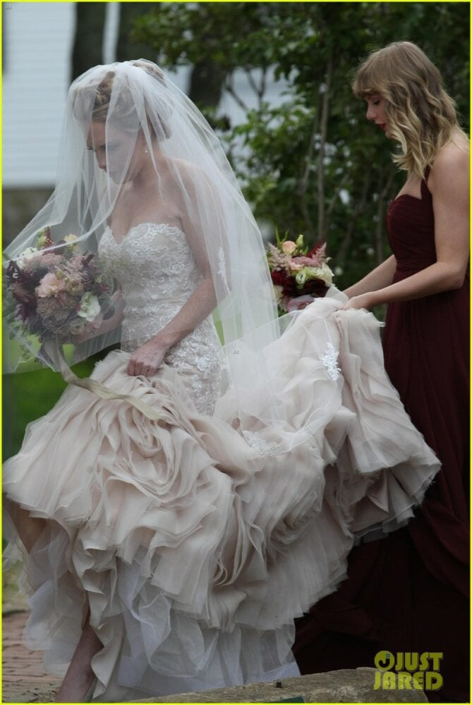 Abigail Anderson's Stella York ballgown