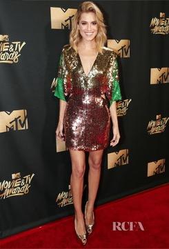 Allison Williams 2017 MTV Movie Awards