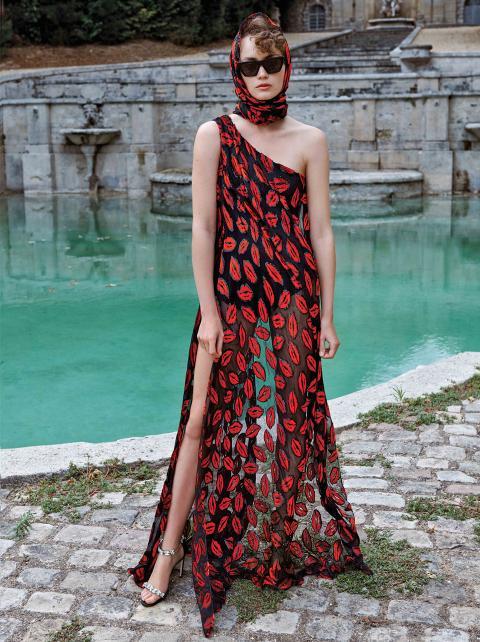 Gabrielle dress from Galia Lahav