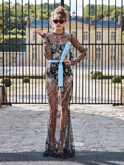 Corinne dress from Galia Lahav