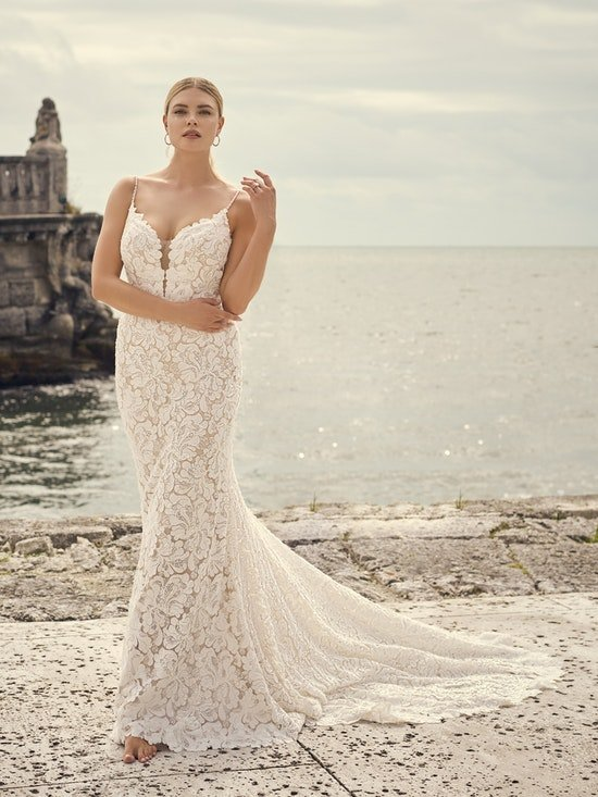 Grayson gown by Sottero and Midgley