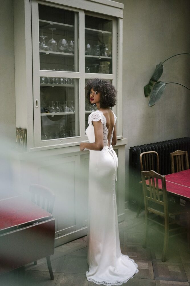 Dinah gown by Valentine Avoh