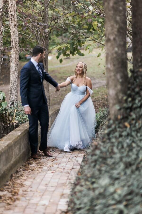 fairy tale cinderella engagement shoot