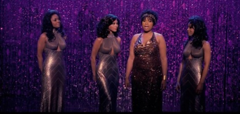 Actresses from the 2006 movie Dreamgirls