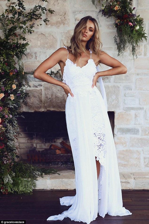 Grace Loves Lace Hollie 2.0 dress