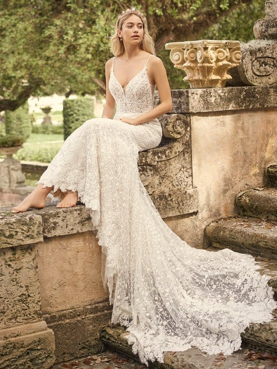 Gretna gown by Maggie Sottero