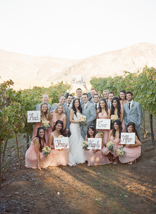 Happily Ever After In The Vineyard
