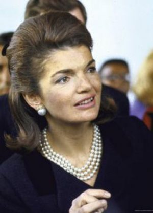 Jackie Kennedy's pearl necklace