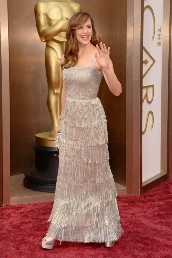 Jennifer Gardner at the Academy Awards
