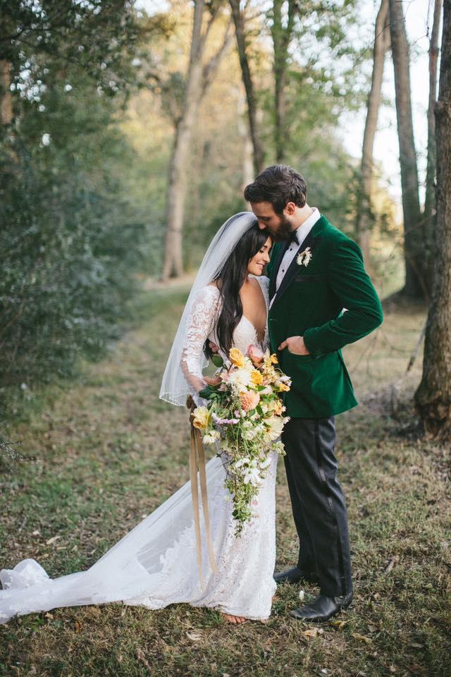 Kacey Musgraves wedding photo