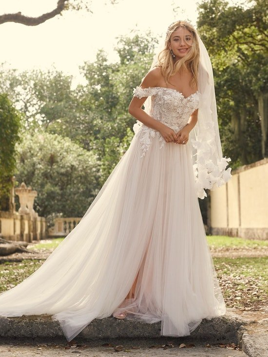 Mirra dress by Maggie Sottero