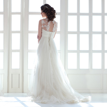 Sweep Wedding Dress Train Length