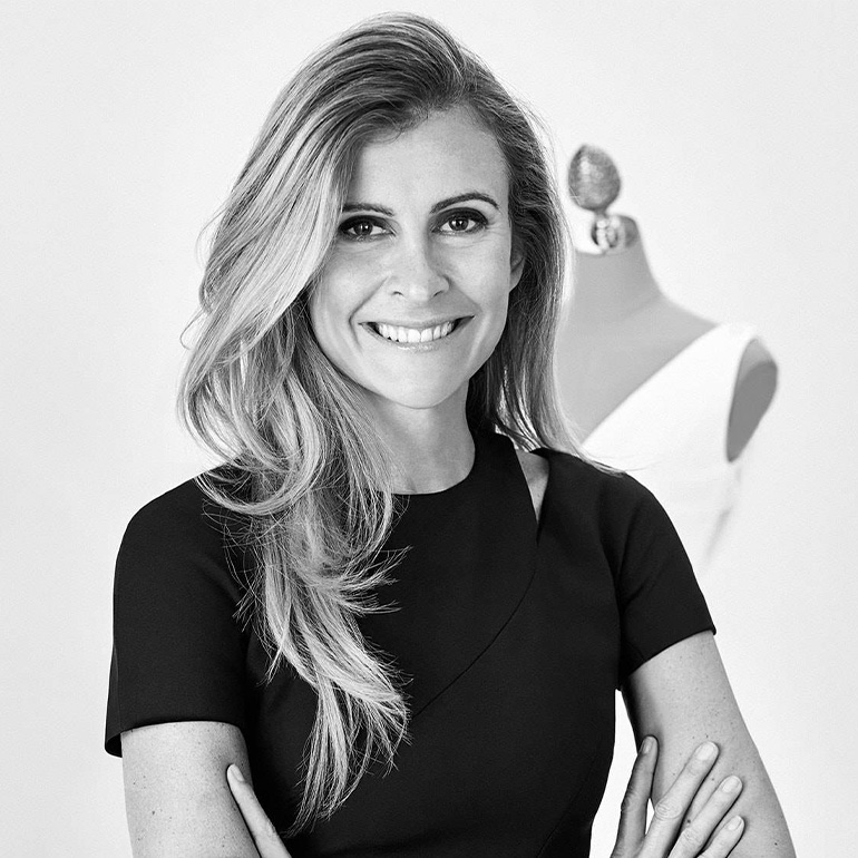 Photo of designer Amandine Ohayon
