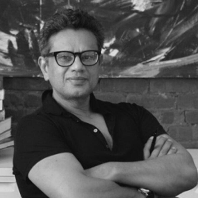 Photo of designer Naeem Khan