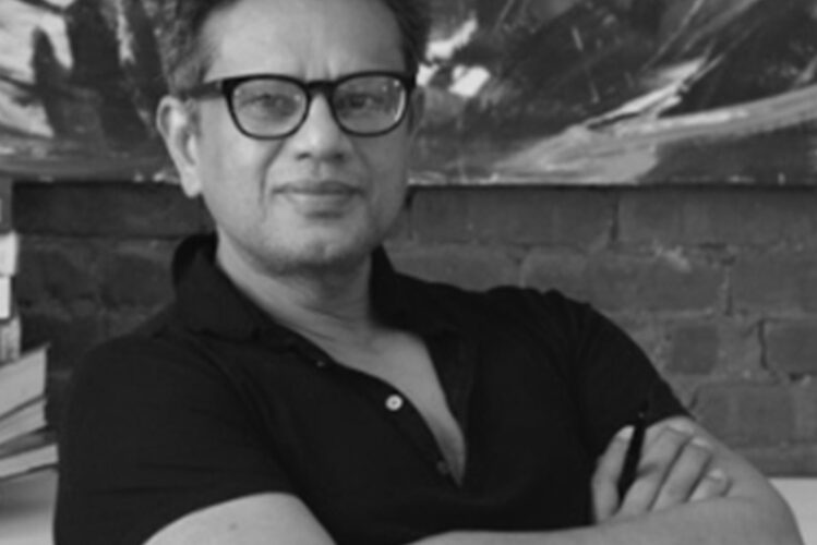 Photo of designer Naeem Khan