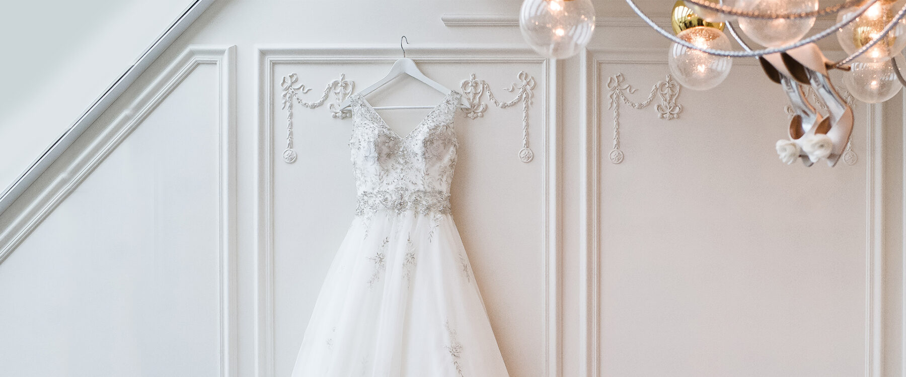 Wedding Dress After the wedding