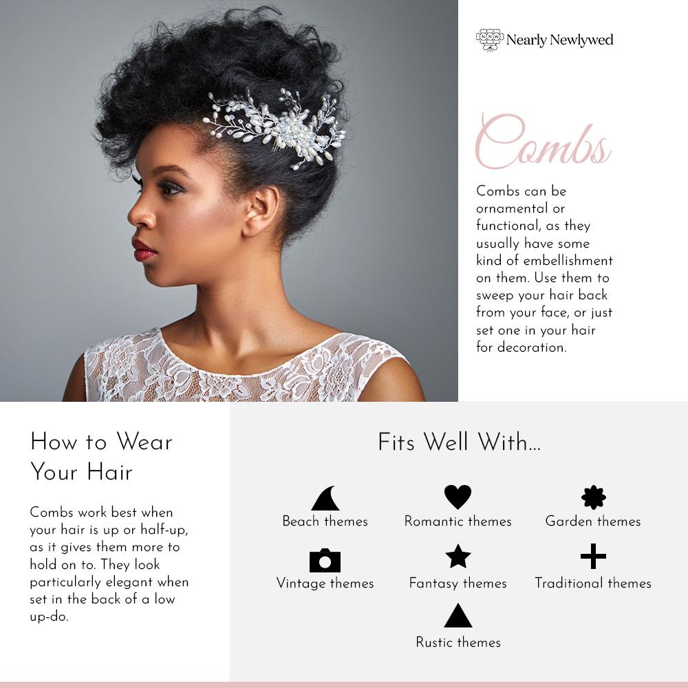 Wedding Comb Guide
