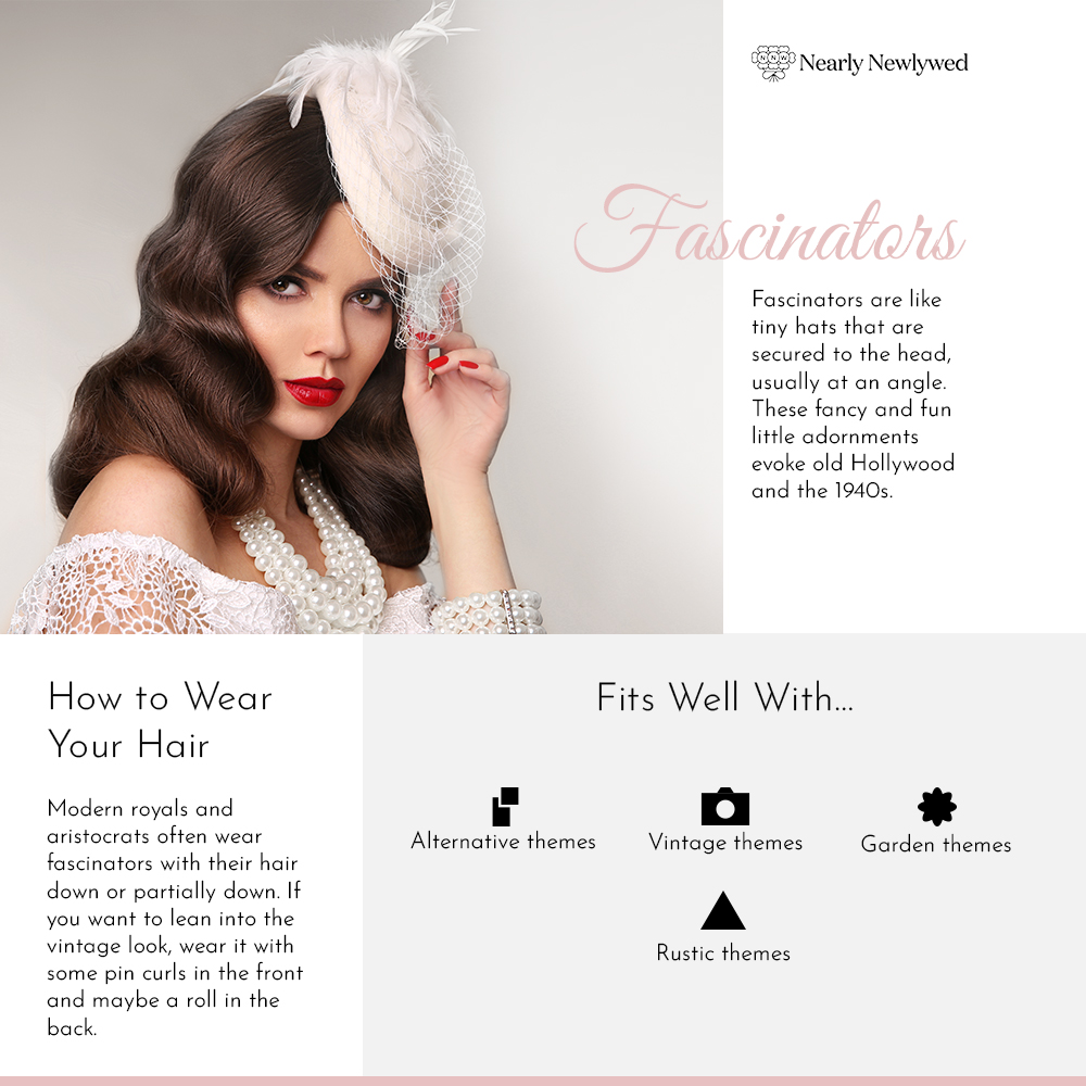 Wedding Fascinators Guide