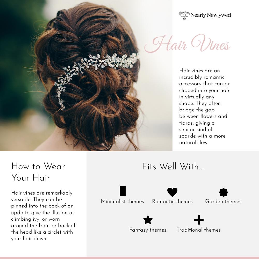 Wedding Hair Vines Guide