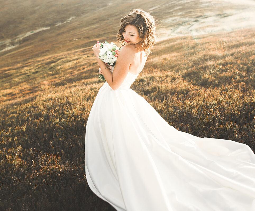 Wedding Dress Train Length