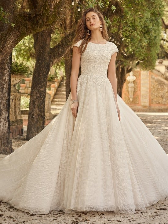 Pearson gown by Maggie Sottero