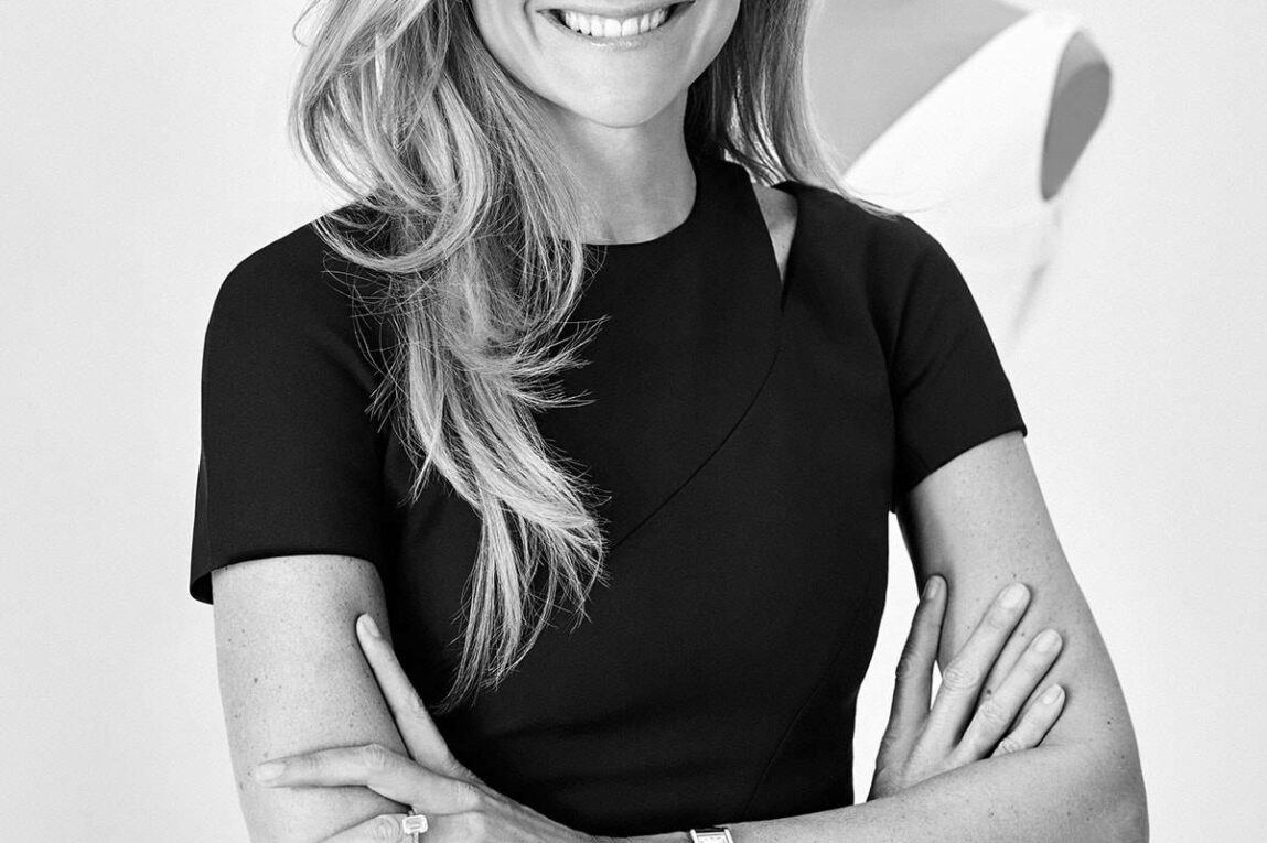 Photo of Pronovias CEO Amandine Ohayon