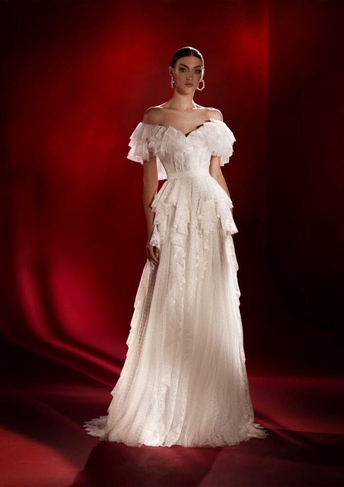 Pronovias Piercy gown
