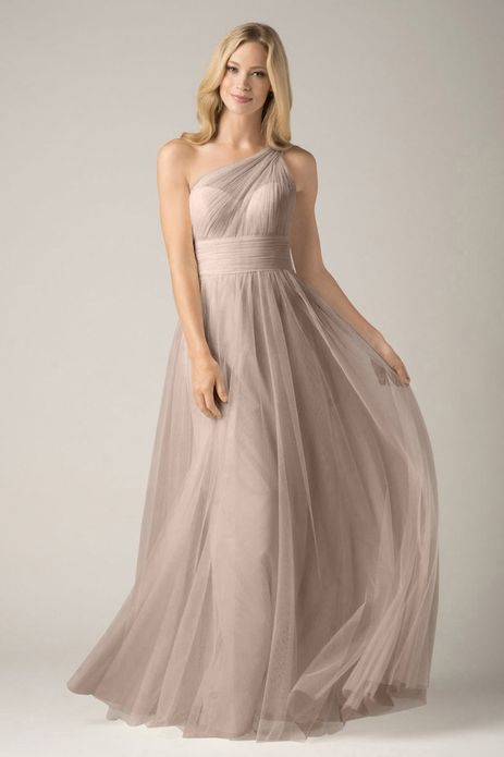 Rue gown from the WTOO bridesmaid collection
