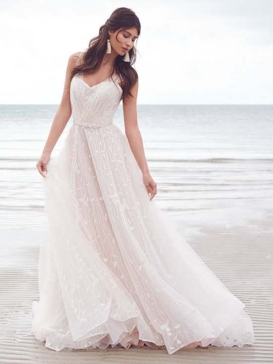 Sigrid gown by Rebecca Ingram