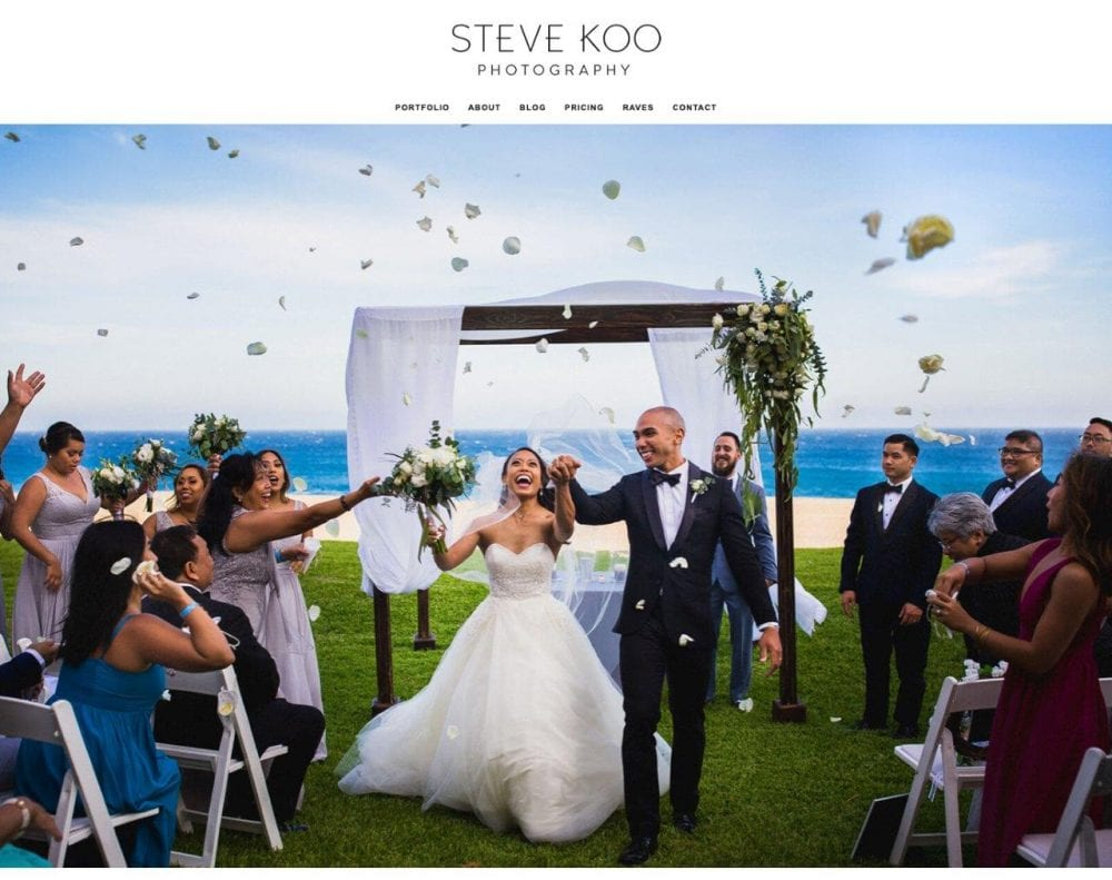 Steve Koo Photography's Website