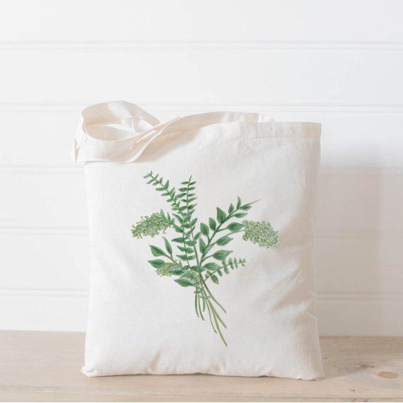 Tote bag wedding favor