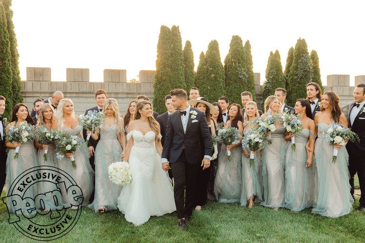 Vanderpump Rules' Brittany Cartwright's wedding party