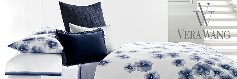 Vera Wang luxury bedding collection