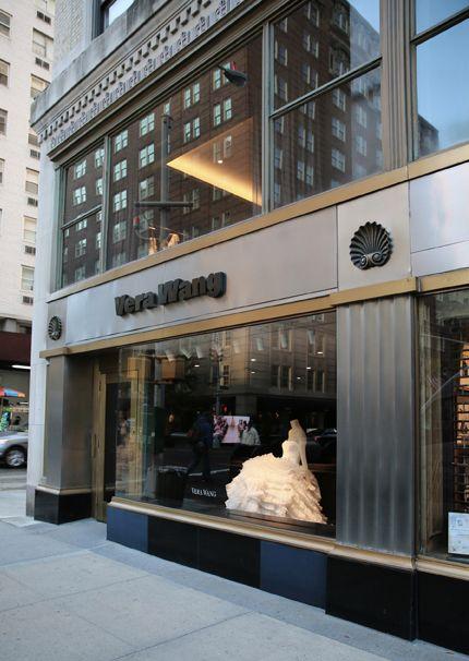 Vera Wang's Bridal House Ltd. in New York