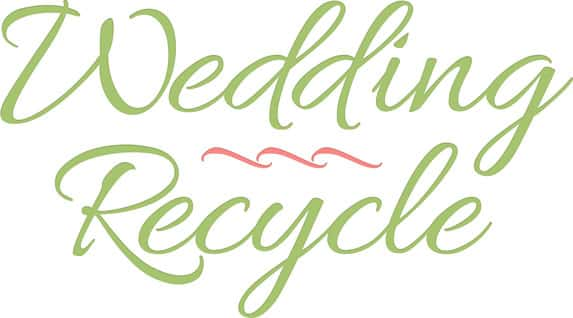Wedding Recycle logo