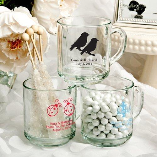 coffee mug wedding favors