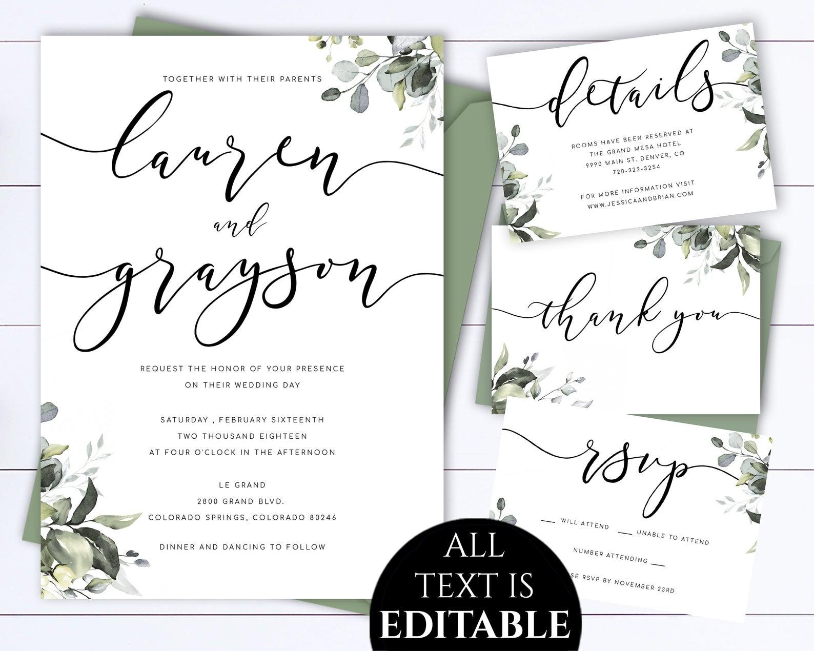 minted memories wedding invitations