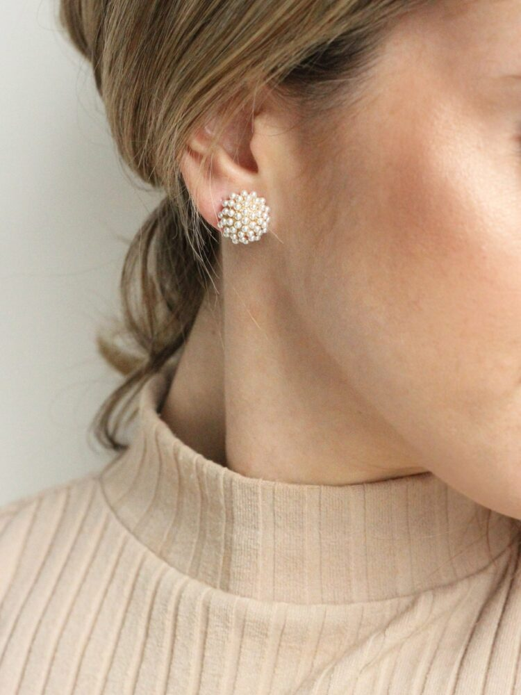 Classic Pair of Earrings