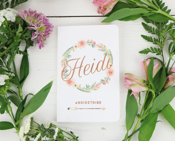 Boho Personalized Planner