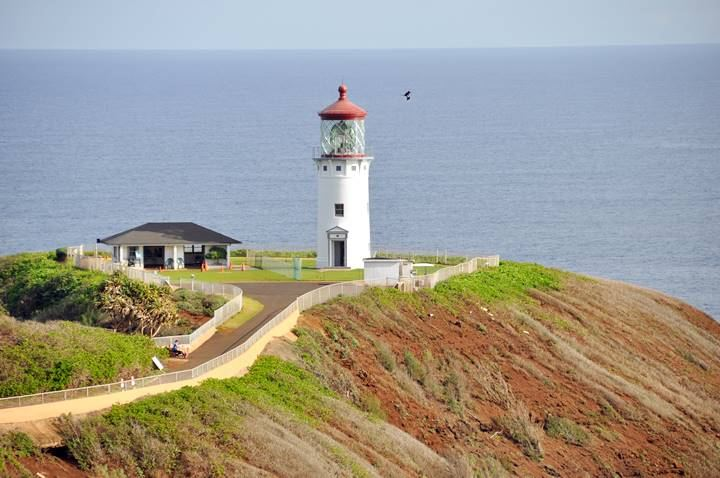 Kilaueau Lighthouse