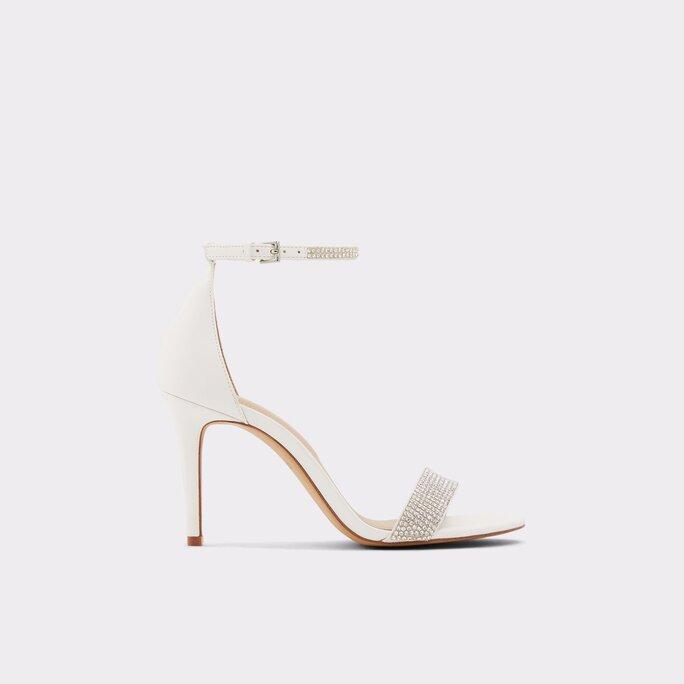 Aldo Embellished Strappy Heels