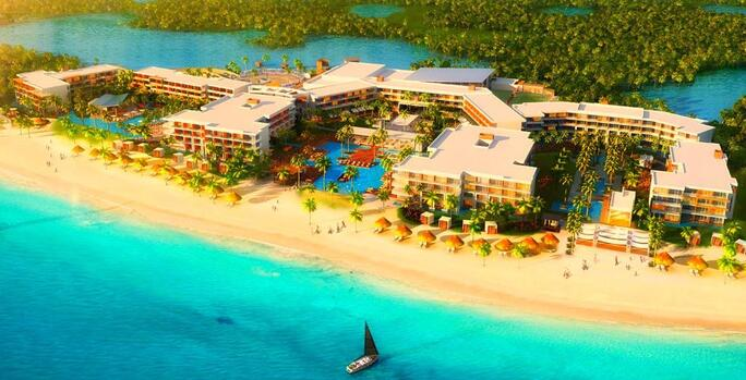 Breathless Riviera Cancun Overview