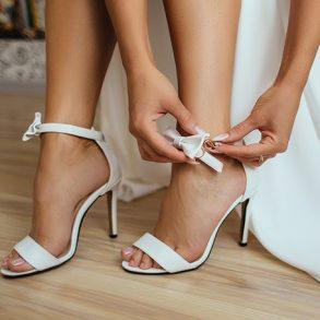 Choose Comfortable Wedding Shoes