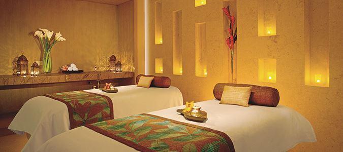 Massage Room at Secrets the Vine Cancun
