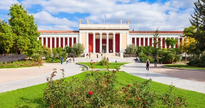 Athens Archaeological Museum