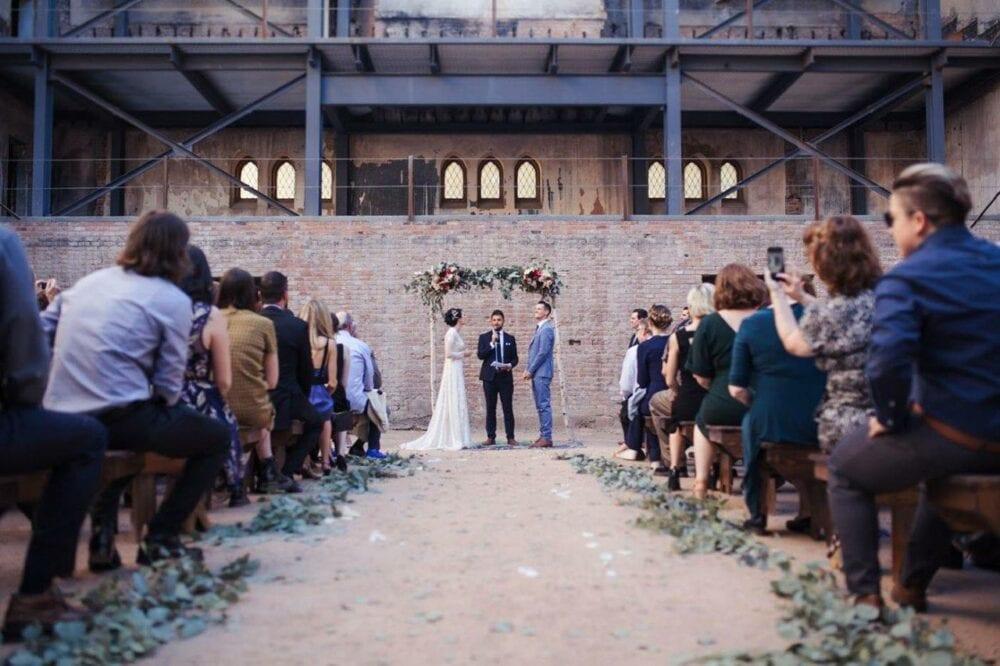 Monroe Abbey Wedding Venue