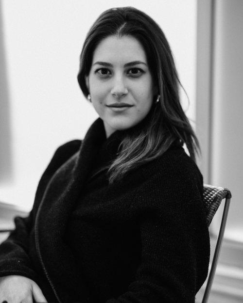 Designer Danielle Frankel
